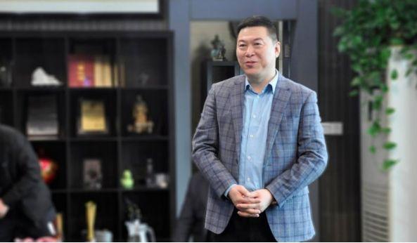 卫浴业传奇人物王永奇正式加盟尚高科技  担任公司总裁职位矫直机